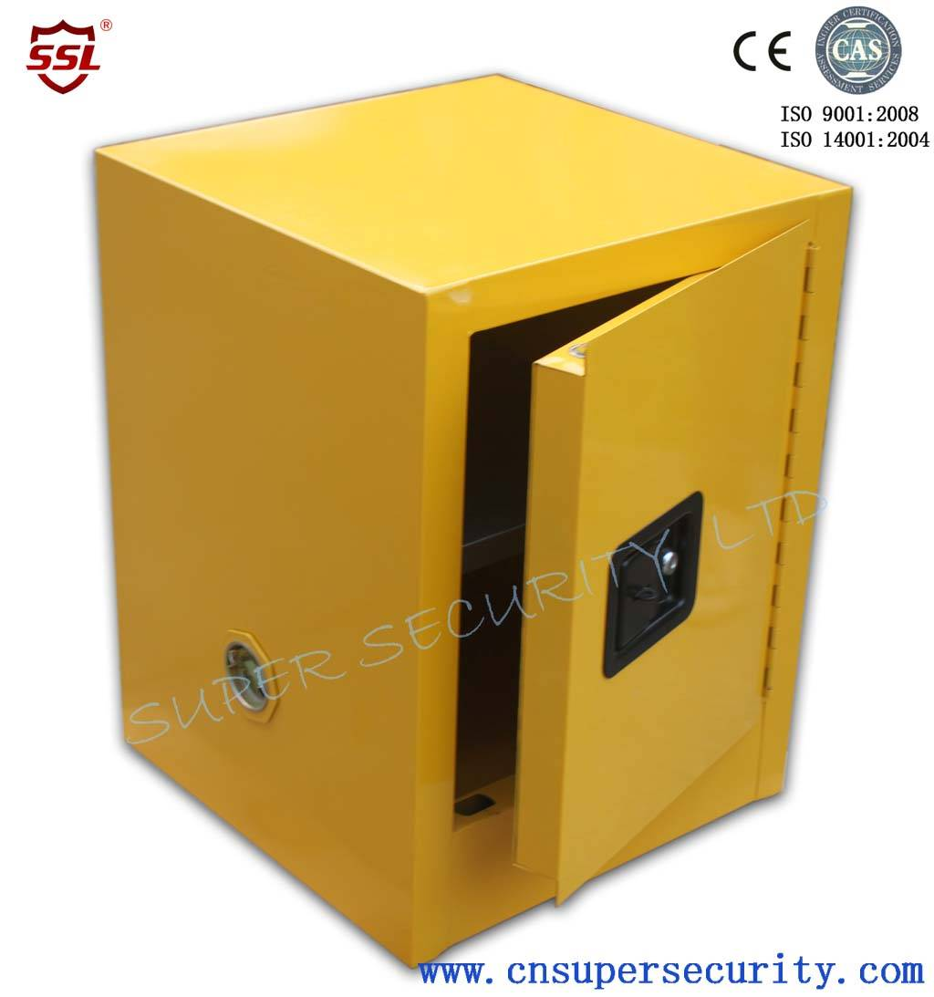 Hazardous Material Flammable Storage Cabinet For Builting To