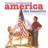 John Williams, Arthur Fiedler & Boston Pops Orchestra - America, the Beautiful  artwork