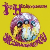 The Jimi Hendrix Experience - Are You Experienced  artwork