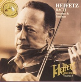 Jascha Heifetz - The Heifetz Collection, Volume 17 - Bach: Sonatas & Partitas  artwork