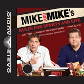Mike Golic, Mike Greenberg - Mike and Mike's Rules for Sports and Life (Unabridged)  artwork
