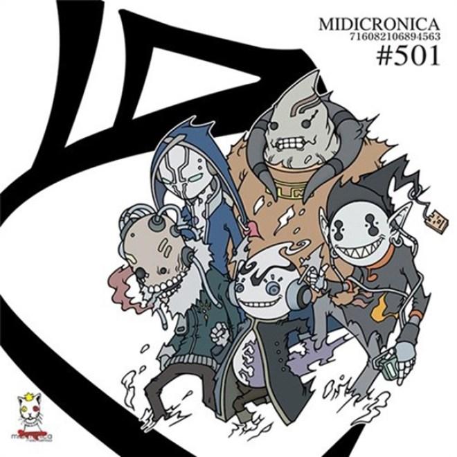 MIDICRONICA - #501