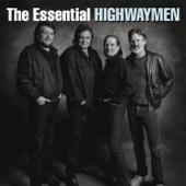 Highwaymen, Johnny Cash, Kris Kristofferson, Waylon Jennings & Willie Nelson - The Essential Highwaymen  artwork
