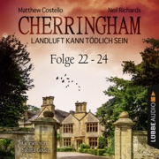 Cherringham - Landluft kann tödlich sein: Sammelband 8 (Cherringham 22-24)