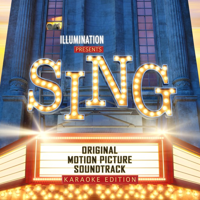 Sing Karaoke! - Sing (Original Motion Picture Soundtrack / Karaoke Version)