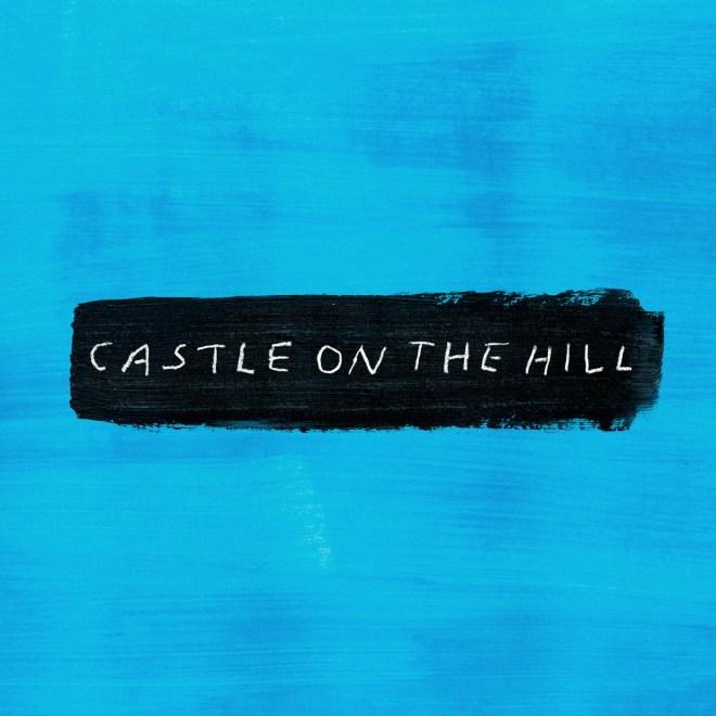 红发艾德 - Castle on the Hill - Single