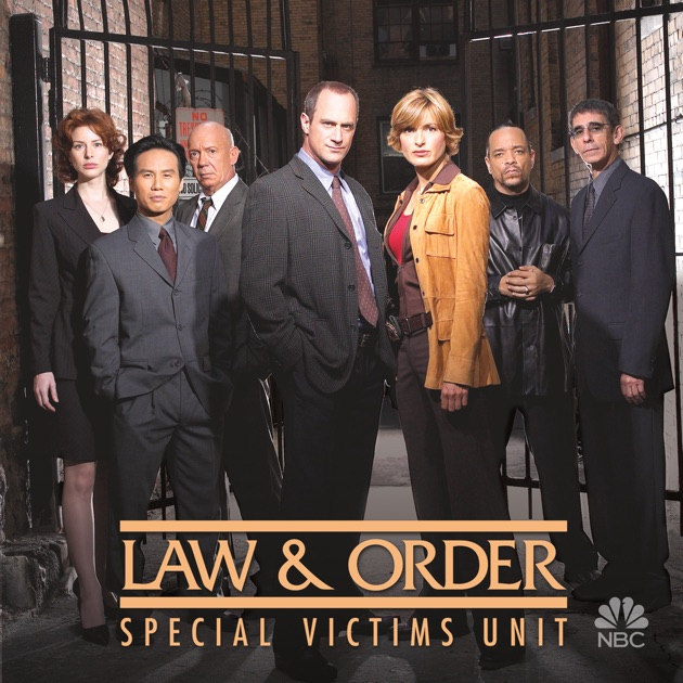 Law And Opening Order Svu