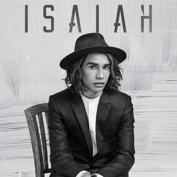 Isaiah Firebrace - X Factor - CD album cover (2016 - 2017)