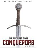 Josh Stewart - We Are More Than Conquerors  artwork
