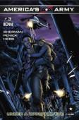 M. Zachary Sherman, Mike Penick, Matt Hebb, Jason Worthington, J Brown & Marshall Dillion - America's Army #3 - Under a Watchful Eye  artwork