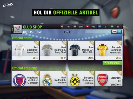 Top Eleven Fußball-Manager Screenshot