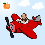 Monkey Moe World Traveler - Geography kids apps