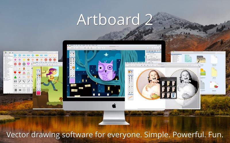 Artboard 2.3 Mac 破解版 – Mac上优秀的矢量绘图软件