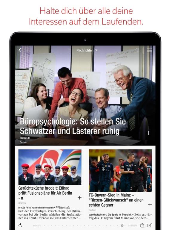 Flipboard: News Für Dich Screenshot