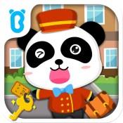 Panda Hotel - Educational Games - Puzzle