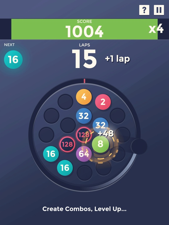 Laps - Fuse Screenshot
