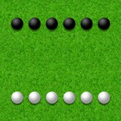Knock It - Dodge Ball, Billiards, Golf and Checkers in One Game