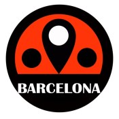 Barcelona travel guide with offline map and España metro underground transit by BeetleTrip