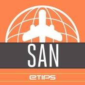 San Diego Travel Guide and Offline City Street Map