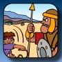 David & Goliath - Interactive Bible Stories