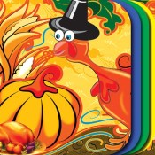 Thanksgiving HD Wallpapers for iPhone5S/iPhone5C/iPad