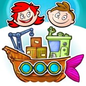 Build a Ship with Kate and Harry