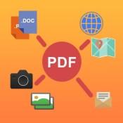PDF Converter & Text Editor