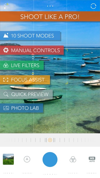 Pixel+ Camera Screenshot