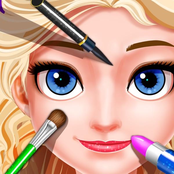 Frozen Beauty Queen - girls games