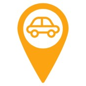 pinz : drop pins on map, bookmark and organize all your favorite locations and drive to it