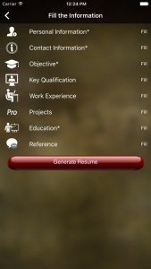 Job Resume Maker by Dextrotech Software Private Limited Job Resume Maker