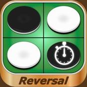 爆速リバーシ(オセロ) -Quick Reversal- 2人対戦機能つきオセロ