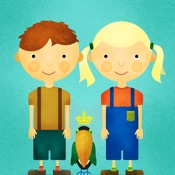 Alma & Anker explore the Little Village Farm
