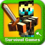 Survival Games - Mine Mini Game With Multiplayer