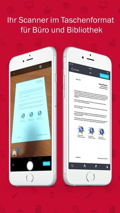 BookScanner Pro: Smart Buch Scanner App mit OCR Screenshot
