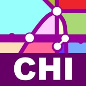Chicago Transport Map - Rail Map and Route Planner