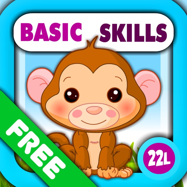 Toddler kids game - preschool learning games free