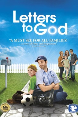 Letters to God - DVD Image