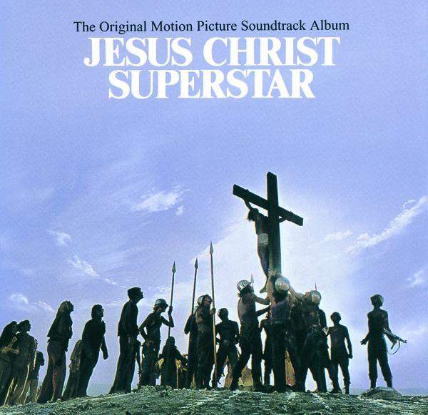 Jesus Christ Superstar Album Cover