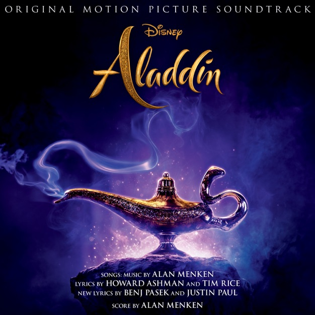 Various Artists – Aladdin (Original Motion Picture Soundtrack) [iTunes Plus AAC M4A]