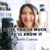 download lagu Ysabelle Cuevas - I Like You so Much, You'll Know It