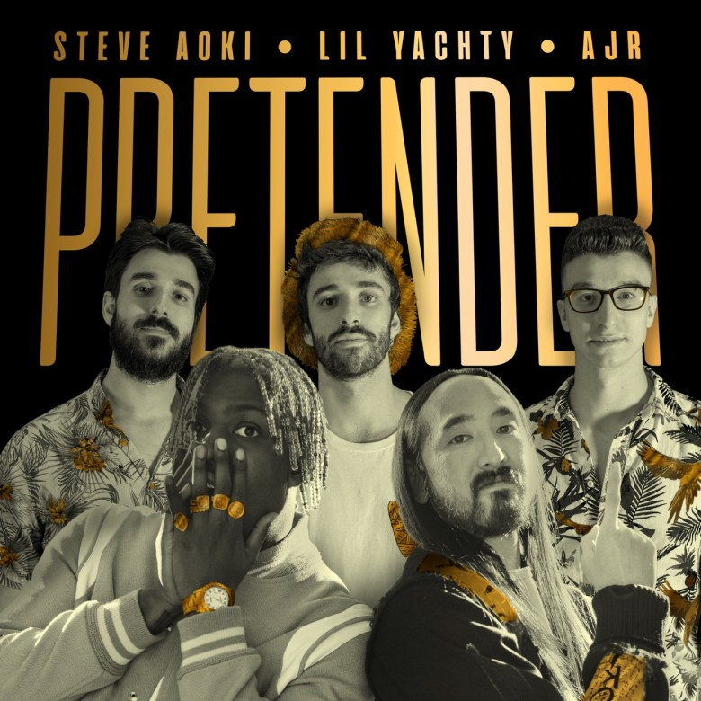 "Steve Aoki  ""Pretender"" Featuring Rapper Lil Yachty and Indie Pop Trio AJR ile ilgili görsel sonucu"