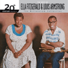 Ella Fitzgerald & Louis Armstrong - 20th Century Masters / The Millennium Collection: The Best of Ella Fitzgerald and Louis Armstrong  artwork