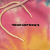benny blanco - FRIENDS KEEP SECRETS  artwork