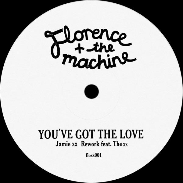 Florence + The Machine - You've Got The Love (Jamie xx Rework)