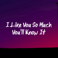 Ysabella - I Like You So Much You'll Know It Mp3