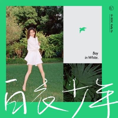 于文文 - 白衣少年 - Single