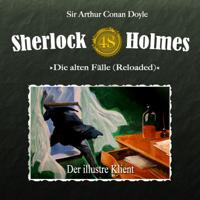 Sherlock Holmes - Die alten Fälle (Reloaded), Fall 48: Der illustre Klient artwork