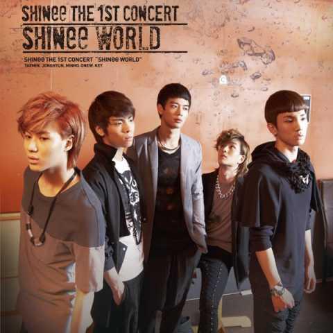 SHINee - SHINee World - 1st Concert