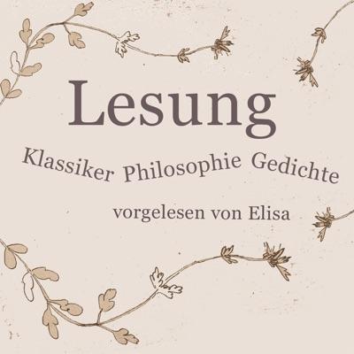 Lesung Klassiker Philosophie Gedichte Von Goethe Trakl Heine